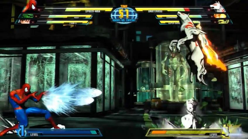 Marvel vs. Capcom 3: Fate of Two Worlds - TGS 2010 Trailer5 (русская версия)
