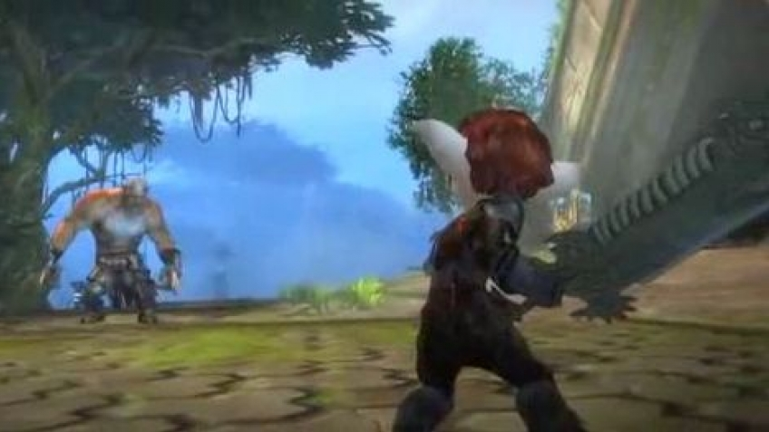 Guild Wars 2 - Asura Animation Sample Video