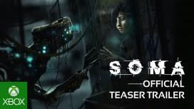 SOMA. Трейлер версии для Xbox One
