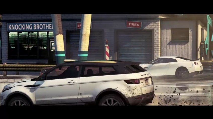 Need For Speed: Most Wanted (2012) - Get Wanted Trailer (русская версия)