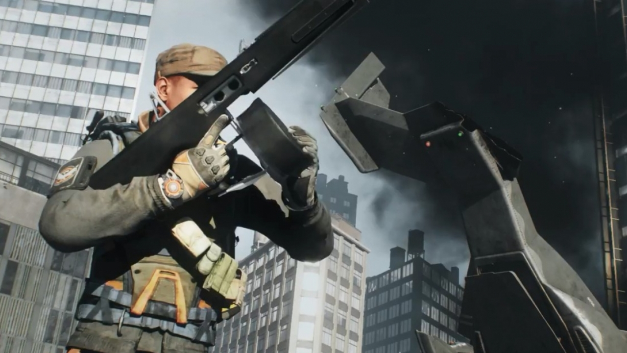 Tom Clancy's The Division - Конфликт