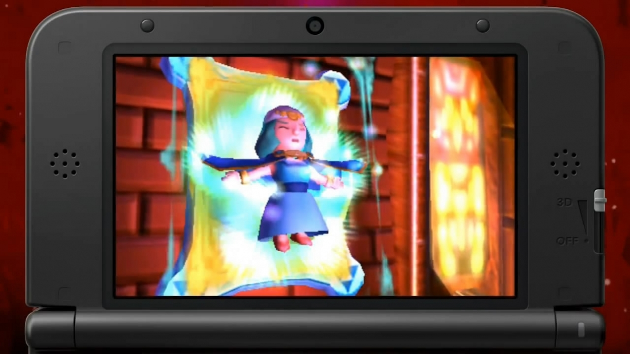 The Legend of Zelda: A Link Between Worlds - Trailer2
