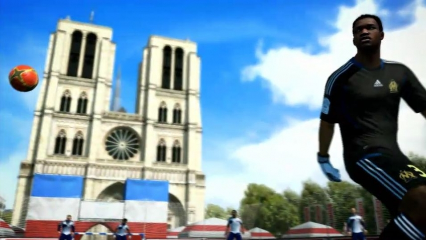 FIFA Street (2012) - Free Your Game Trailer