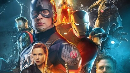 Фильм «Мстители: Финал». Специальный видеоролик