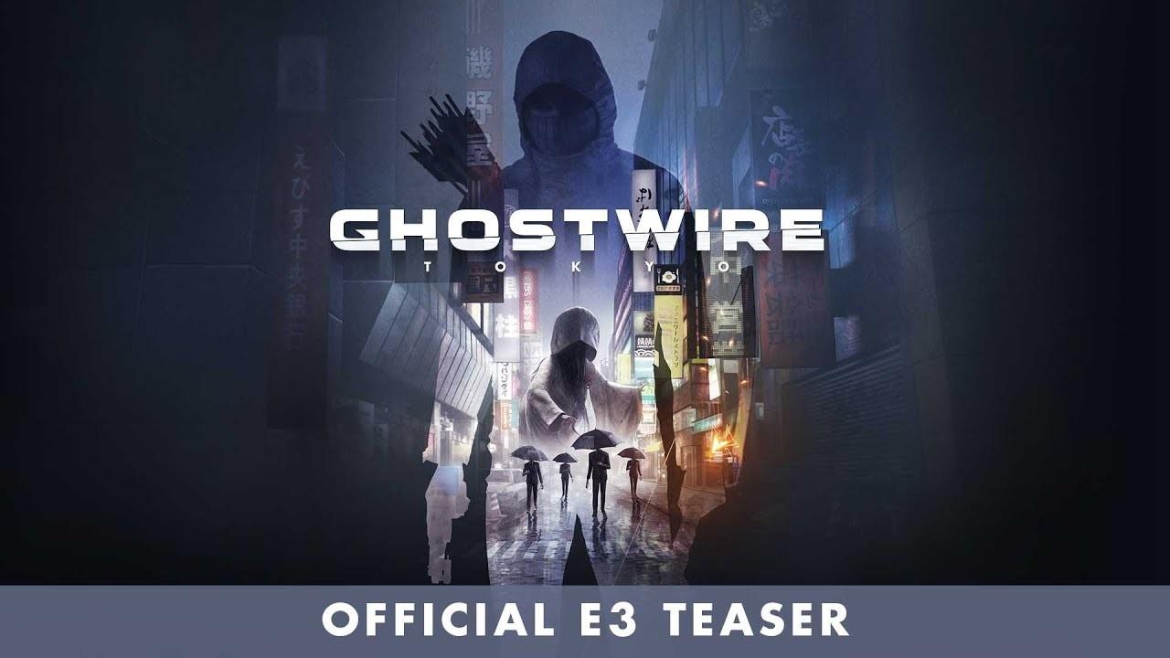 Ghostwire Tokyo. Тизер с E3 2019
