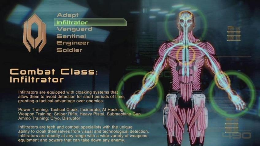 Mass Effect2 - Infiltrator Trailer