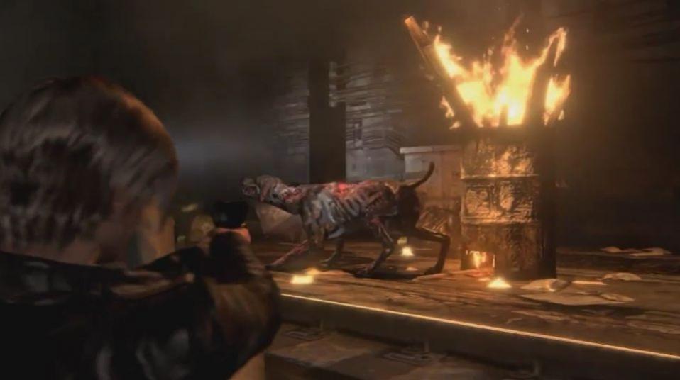 Resident Evil6 - Comic-Con 2012 Leon S. Kennedy Trailer
