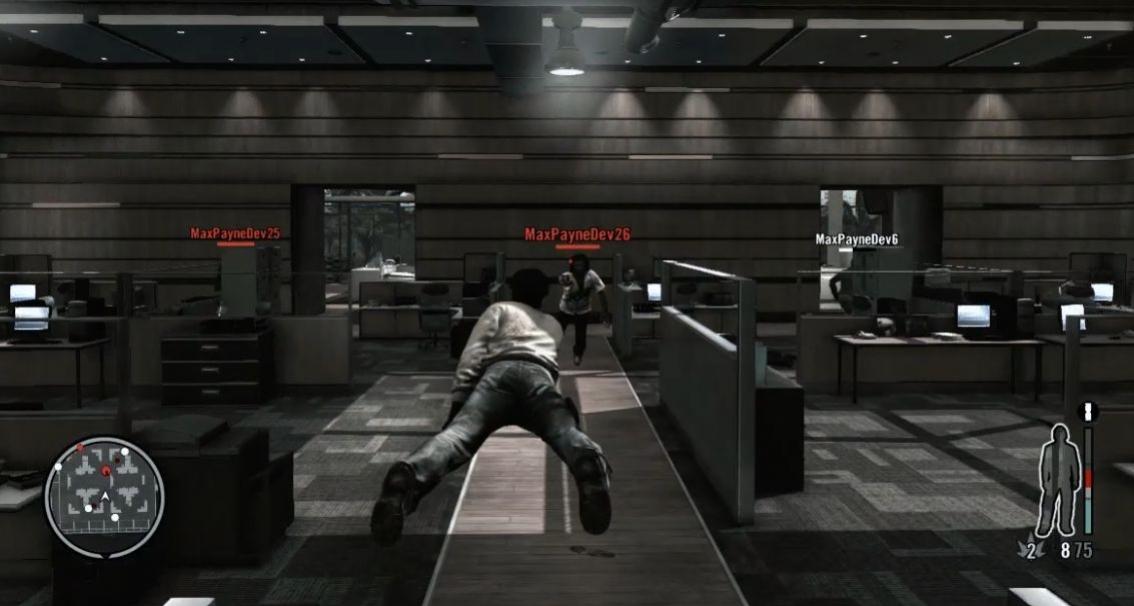 Max Payne3 - Multiplayer Gameplay Trailer2 (с русскими субтитрами)