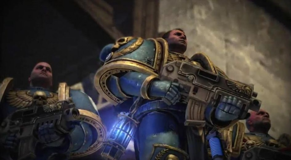 Warhammer 40 000: Space Marine - Our Brothers Trailer