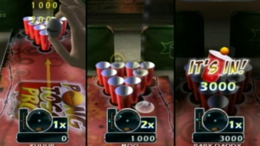 Pong Toss: Frat Party Games - Trailer