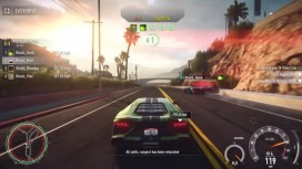 Need for Speed: Rivals - Функции AllDrive