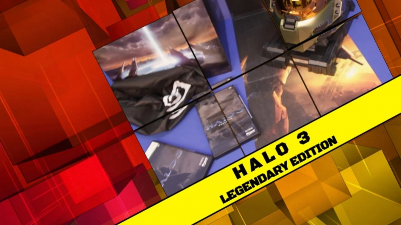 Halo 3 Legendary Edition - Unboxing