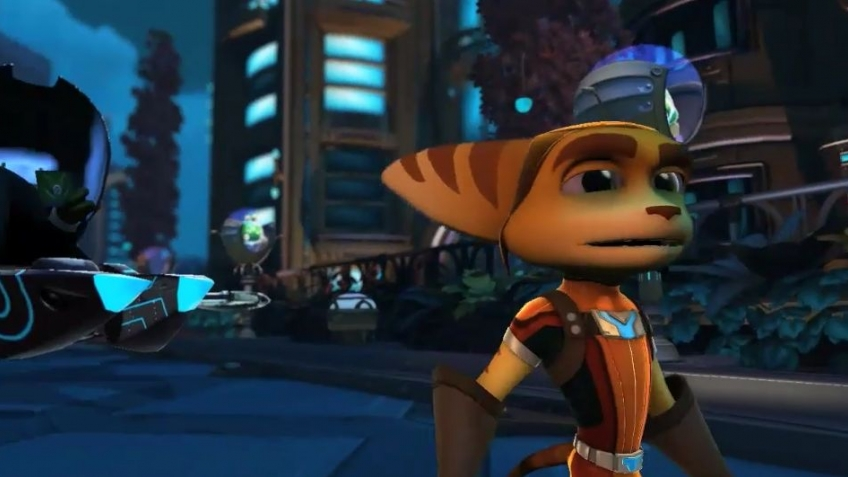 Ratchet & Clank: All 4 One - Story Trailer