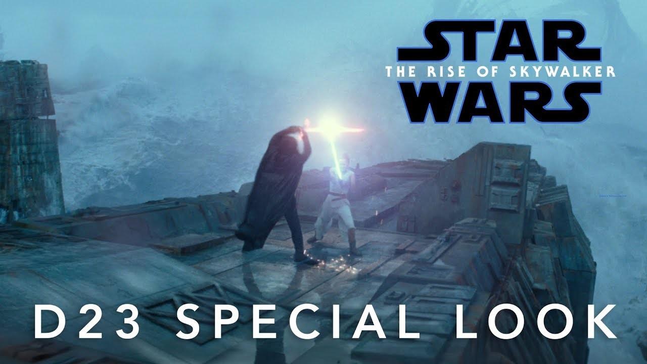 «Звёздные войны: Скайуокер. Восход». Тизер