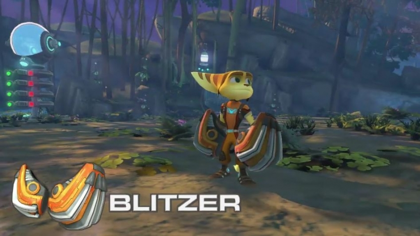 Ratchet & Clank: All 4 One - Weapons Series Trailer