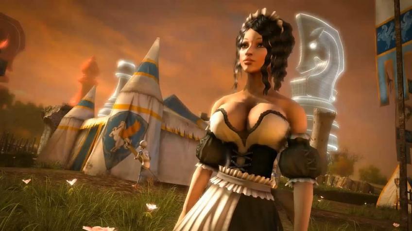 Otherland - Трейлер с gamescom 2011 (с русскими субтитрами)