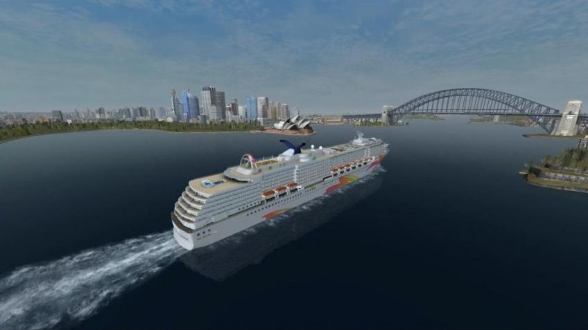 Ship Simulator 2010 Extremes - GamesCom 2009 Extended Trailer