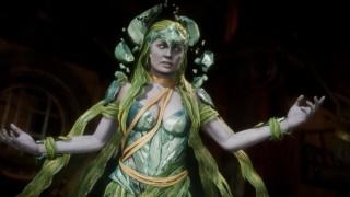 Mortal Kombat11. Трейлер, посвященный Сэтрион