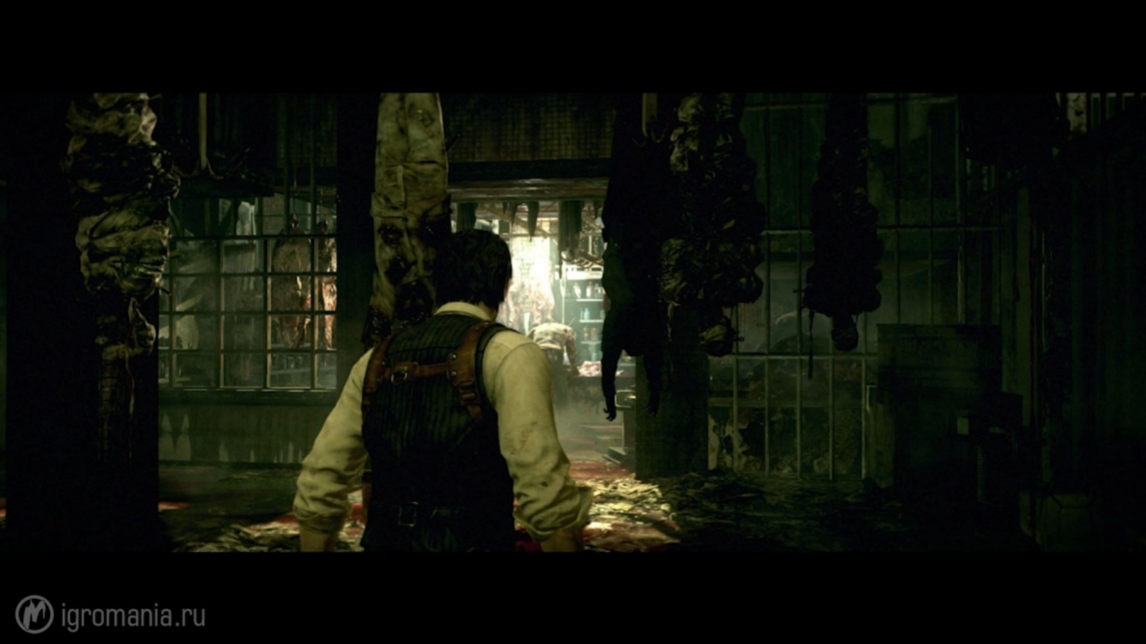 The Evil Within - Начало игры