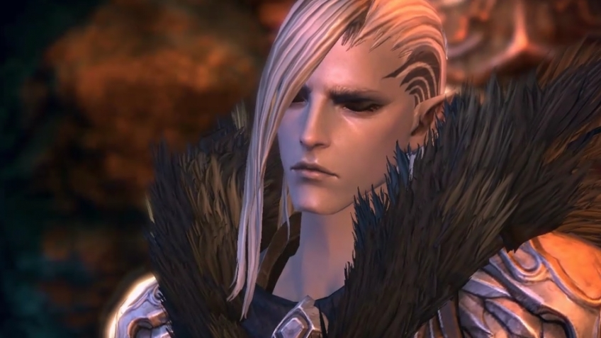 TERA: The Exiled Realm of Arborea - G-Star 2010 Trailer