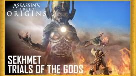 «Assassin's Creed: Истоки». Трейлер «Испытание богов»