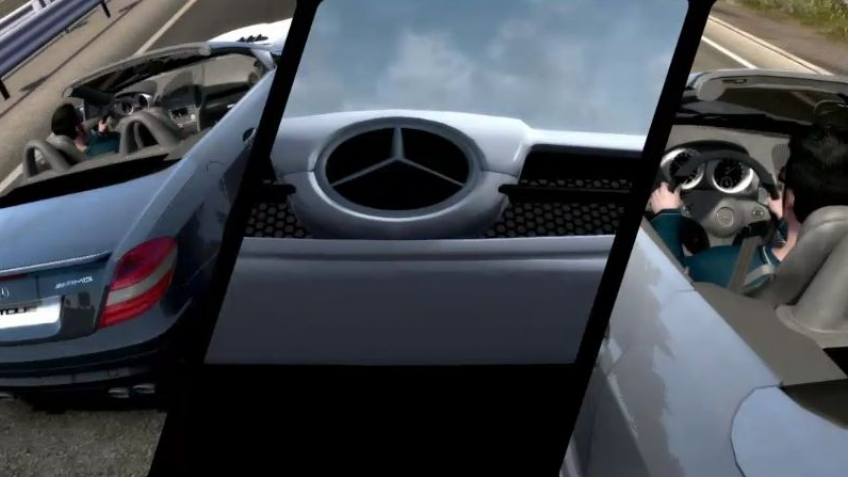 Test Drive Unlimited 2 - Mercedes Benz Trailer