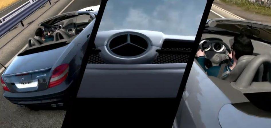 Test Drive Unlimited2 - Mercedes Benz Trailer