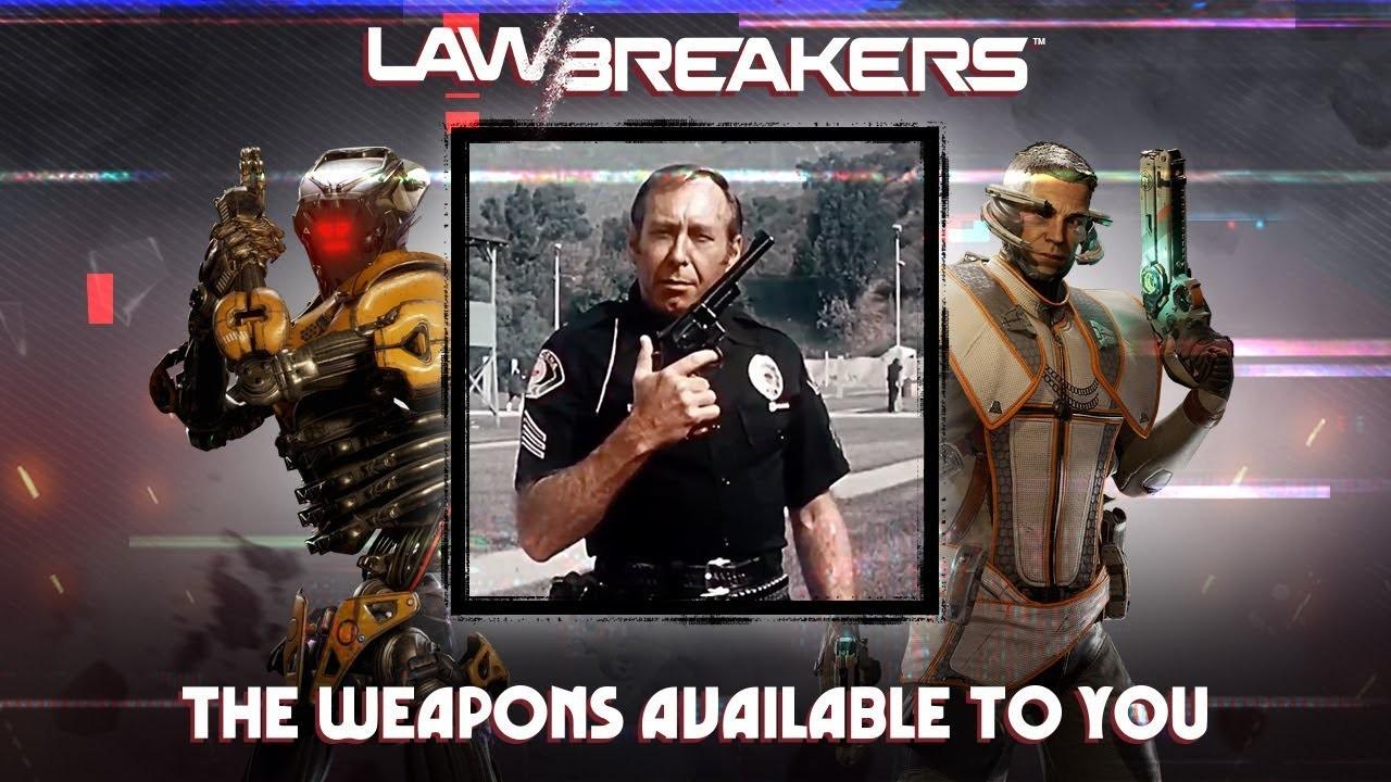 LawBreakers. Трейлер про бесплатные выходные