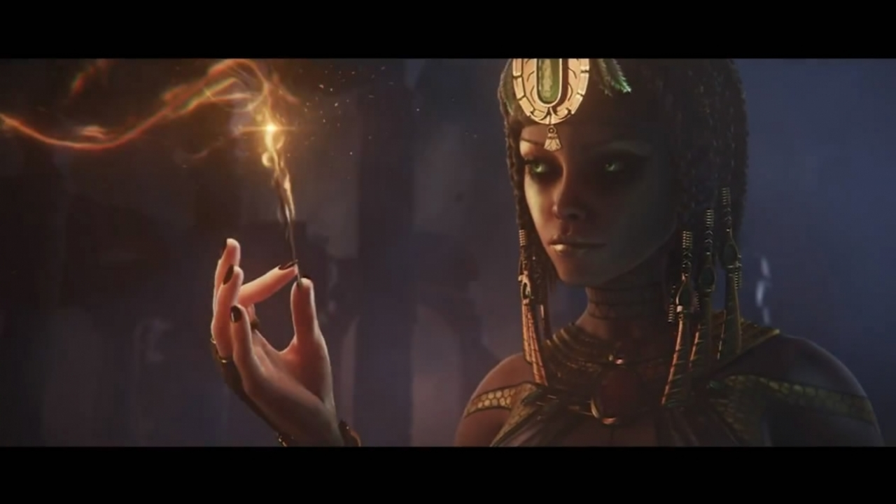 SMITE - Cinematic Launch Teaser Trailer