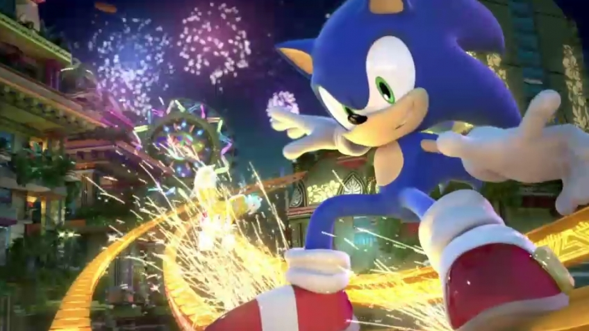 Sonic Colours - Launch Trailer