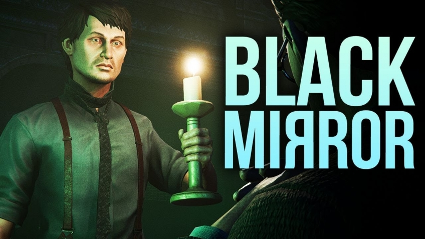Обзор Black Mirror. Возрождение готического квеста