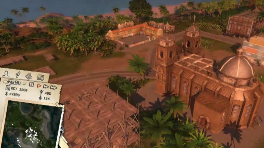 Tropico3 - Видеорецензия
