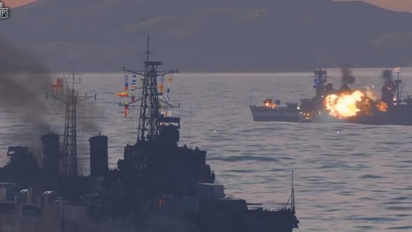 World of Warships - Планы на 2017 год