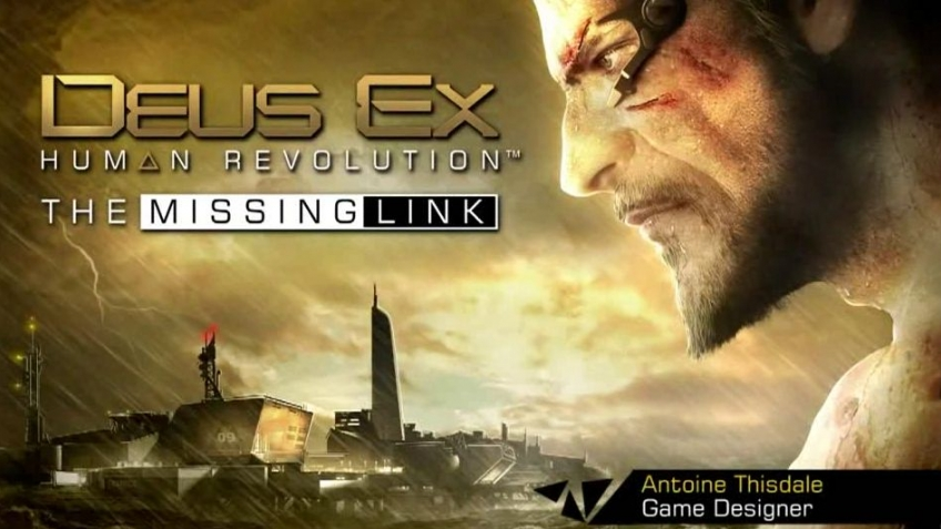Deus Ex: Human Revolution - The Missing Link - Walkthrough Trailer
