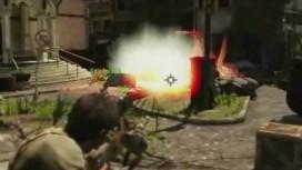 Uncharted 2: Among Thieves - Геймплейные кадры (мультиплеер)