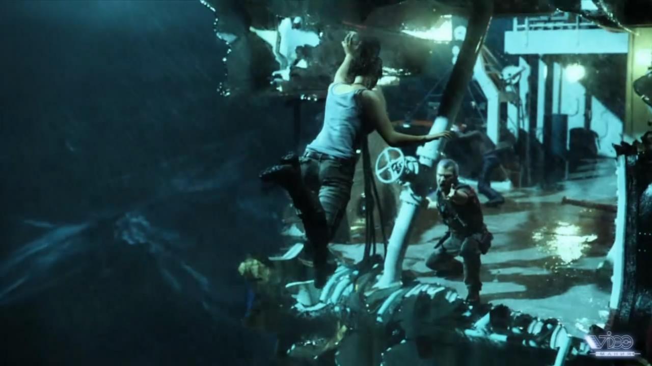 Tomb Raider - Трейлер