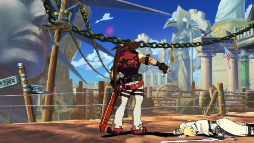 Guilty Gear Xrd -SIGN- Trailer