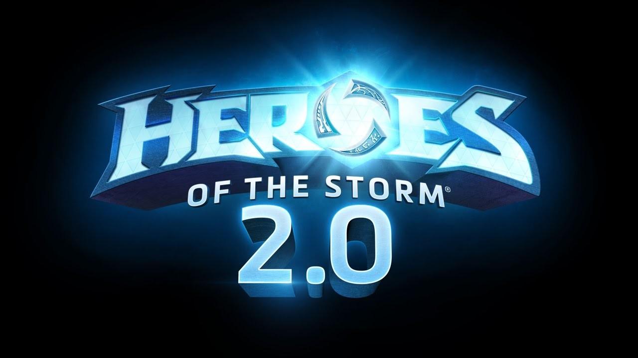 Heroes of the Storm2.0 - Что нам показали в Париже?
