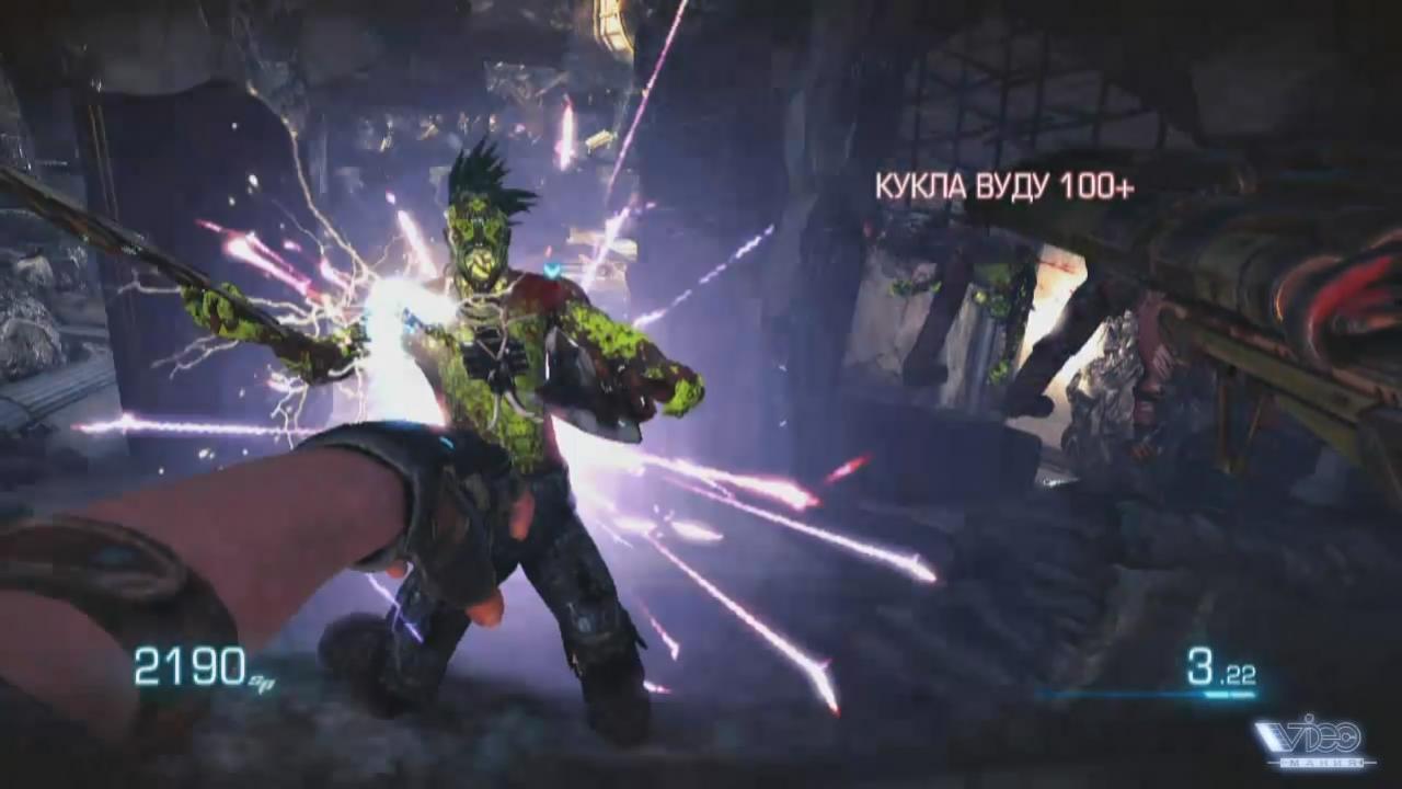 Bulletstorm - Геймплейные кадры3