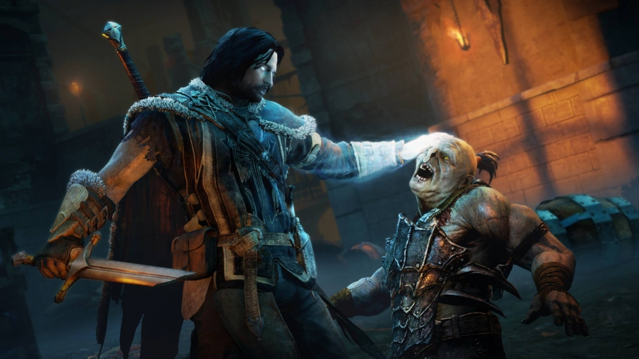 Middle-earth: Shadow of Mordor - Начало игры
