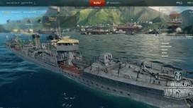 World of Warships - Первое видео из порта