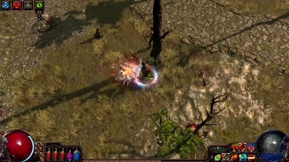 Path of Exile - Build of the Week9 Trailer