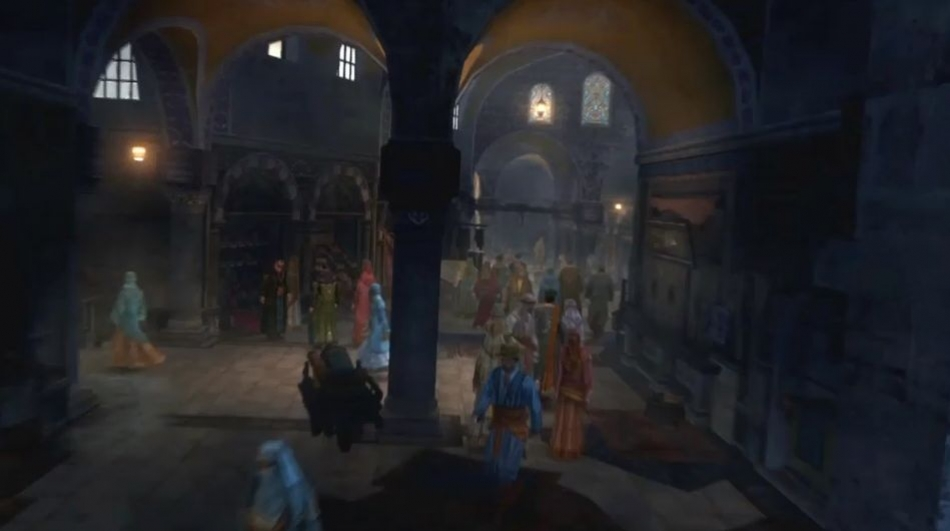 Assassin's Creed: Revelations - Life in Constantinople Trailer