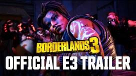 Borderlands3. Трейлер с E3 2019