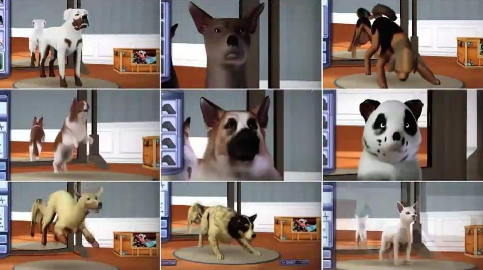 The Sims3 Pets - GamesCom 2011 Trailer