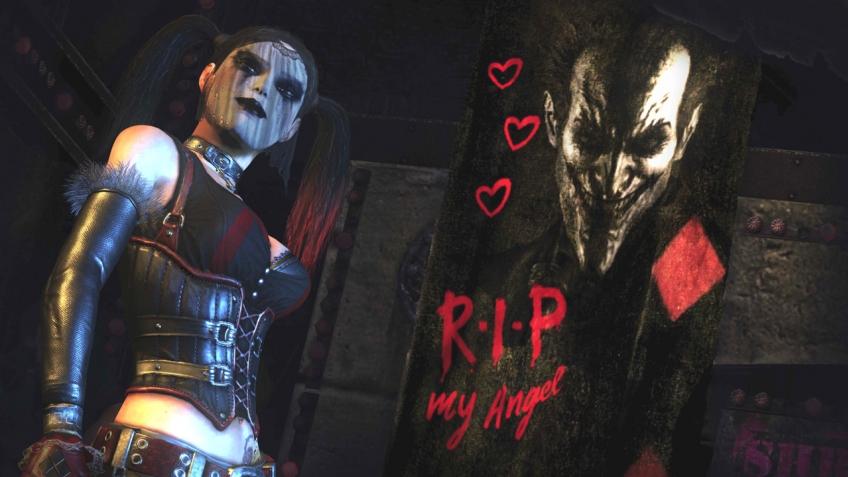 Batman: Arkham City Harley Quinn's Revenge