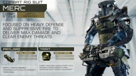 Call of Duty: Infinite Warfare – Combat Rig Overview