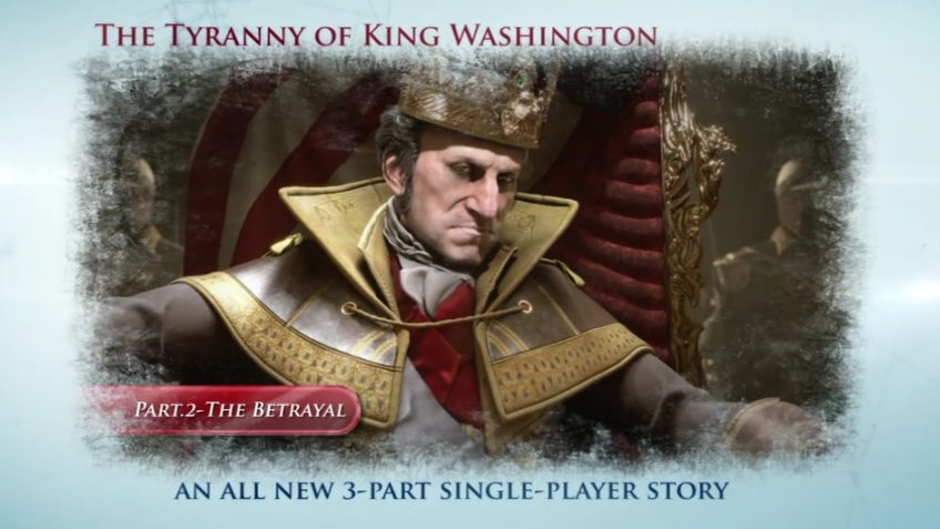 Assassin's Creed3 - Season Pass Trailer