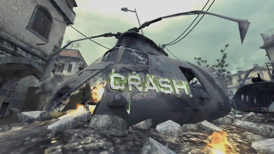Call of Duty: Modern Warfare2 - Stimulus Package Trailer
