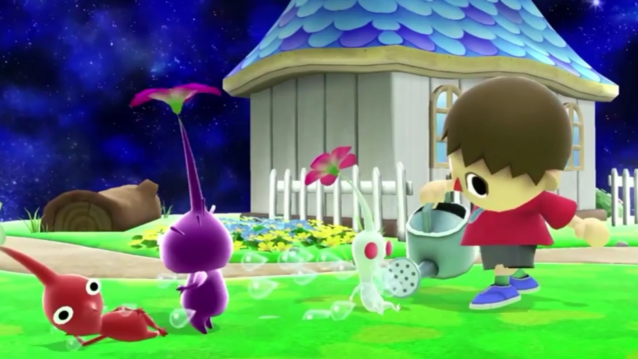 Super Smash Bros (2014) - Launch Trailer
